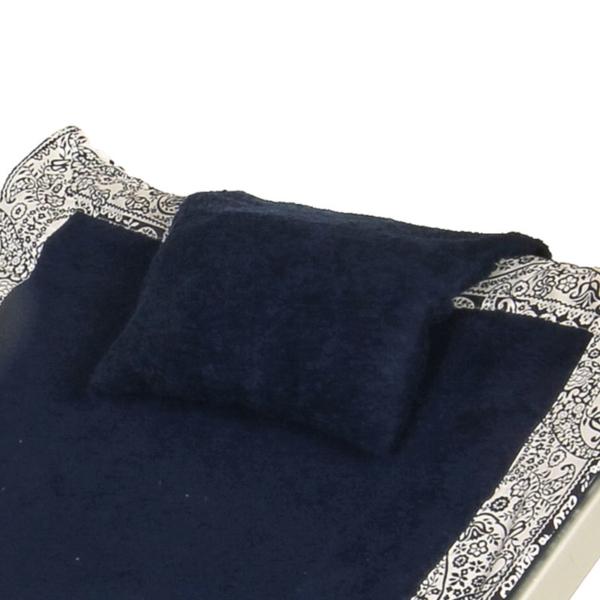 Cuscino Arabesque Blue
