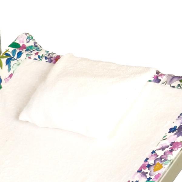 Cuscino White Flowers